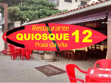 Restaurante do Quiosque 12