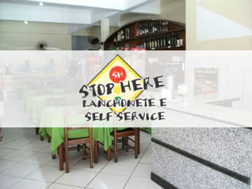 Stop Here Restaurante e Self Service